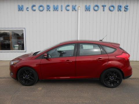 2016 Ford Focus for sale in Salem, SD
