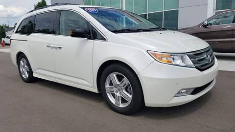 2012 Honda Odyssey for sale in Dundee, MI