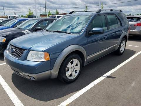 2005 Ford Freestyle for sale in Dundee, MI