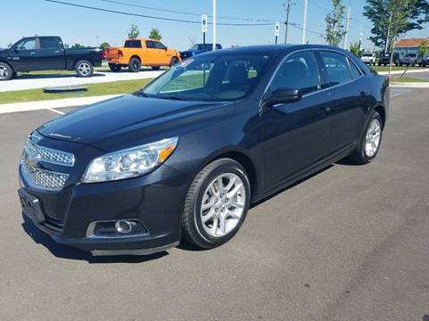 2013 Chevrolet Malibu for sale in Dundee, MI