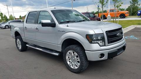 2010 Ford F-150 for sale in Dundee, MI