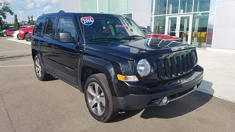 2016 Jeep Patriot for sale in Dundee, MI