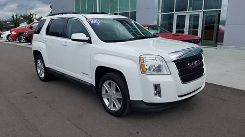 2012 GMC Terrain for sale in Dundee, MI