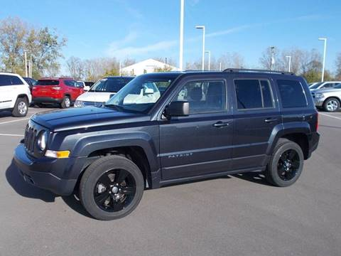 2014 Jeep Patriot for sale in Dundee MI