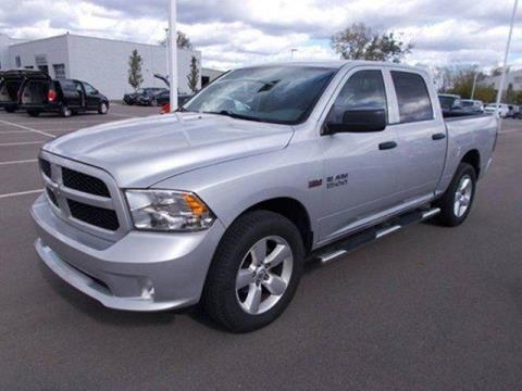2014 RAM Ram Pickup 1500 for sale in Dundee, MI