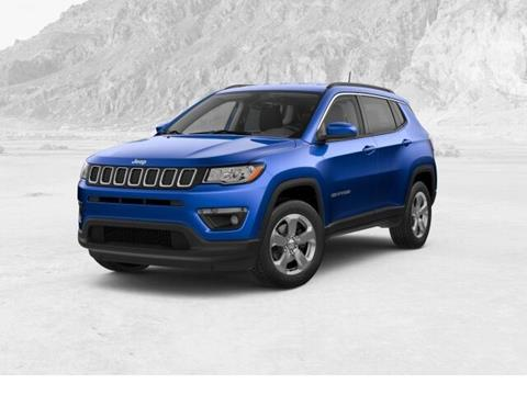 2018 Jeep Compass for sale in Dundee, MI