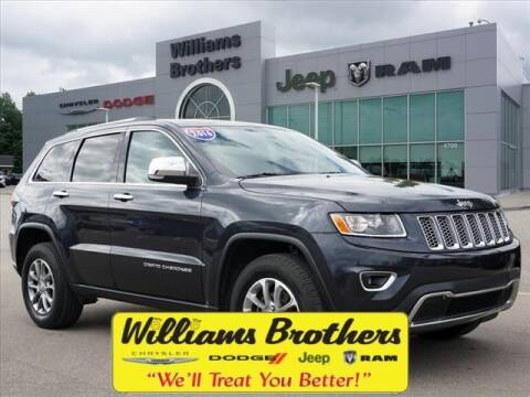 2016 Jeep Grand Cherokee for sale in Dundee, MI