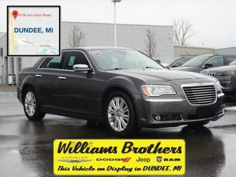 2013 Chrysler 300 for sale at Williams Brothers - Pre-Owned Monroe in Monroe MI
