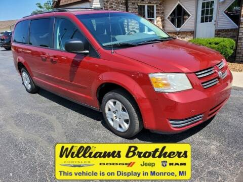 2009 Dodge Grand Caravan for sale at Williams Brothers - Pre-Owned Monroe in Monroe MI