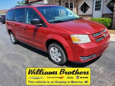 2009 Dodge Grand Caravan for sale at Williams Brothers - Pre-Owned Monroe in Monroe MI