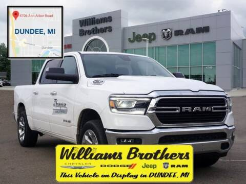2019 RAM Ram Pickup 1500 Big Horn for sale at Williams Brothers - Pre-Owned in Monroe MI