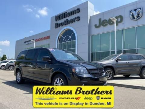 2014 Dodge Grand Caravan for sale at Williams Brothers - Pre-Owned Monroe in Monroe MI