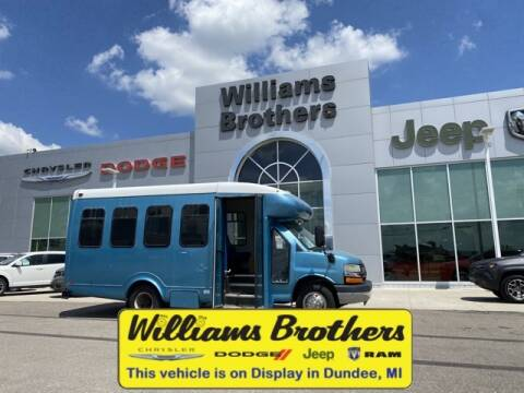2006 Chevrolet Express Cutaway for sale at Williams Brothers - Pre-Owned Monroe in Monroe MI