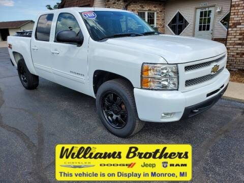 2010 Chevrolet Silverado 1500 for sale at Williams Brothers - Pre-Owned Monroe in Monroe MI