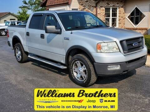 2005 Ford F-150 for sale at Williams Brothers - Pre-Owned Monroe in Monroe MI