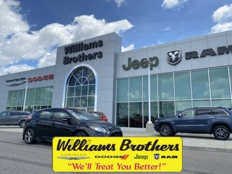 2014 Ford Focus for sale at Williams Brothers - Pre-Owned Monroe in Monroe MI
