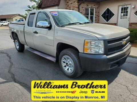 2008 Chevrolet Silverado 1500 for sale at Williams Brothers - Pre-Owned Monroe in Monroe MI
