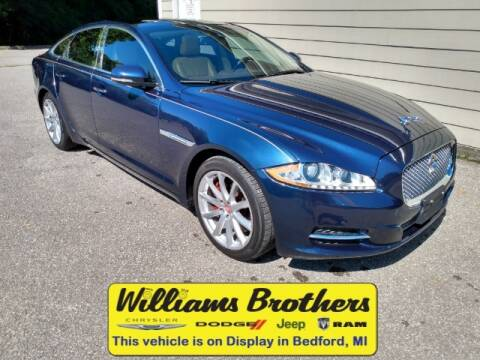 2013 Jaguar XJ for sale at Williams Brothers - Pre-Owned Monroe in Monroe MI