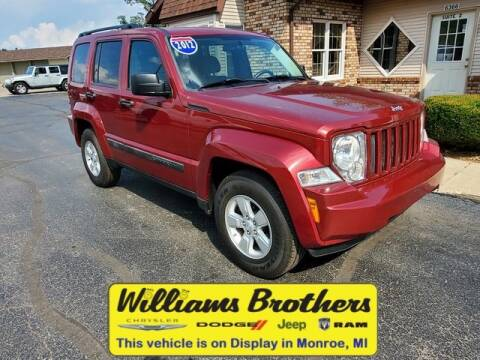 2012 Jeep Liberty for sale at Williams Brothers - Pre-Owned Monroe in Monroe MI