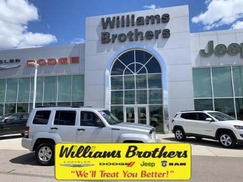2010 Jeep Liberty for sale at Williams Brothers - Pre-Owned Monroe in Monroe MI