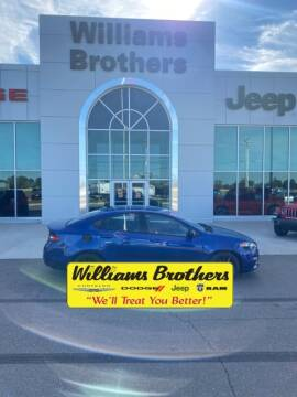 2014 Dodge Dart for sale at Williams Brothers - Pre-Owned Monroe in Monroe MI