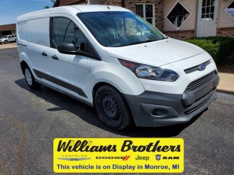 2017 Ford Transit Connect Cargo for sale at Williams Brothers - Pre-Owned Monroe in Monroe MI