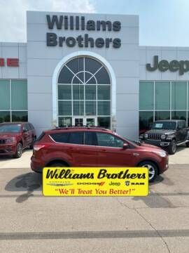 2014 Ford Escape for sale at Williams Brothers - Pre-Owned Monroe in Monroe MI