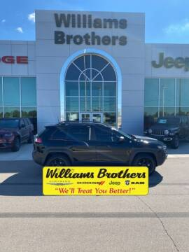 2020 Jeep Cherokee for sale at Williams Brothers - Pre-Owned Monroe in Monroe MI