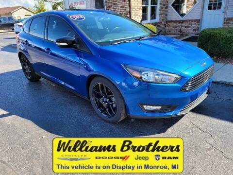 2018 Ford Focus for sale at Williams Brothers - Pre-Owned Monroe in Monroe MI