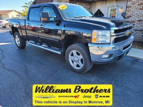 2012 Chevrolet Silverado 2500HD for sale at Williams Brothers - Pre-Owned Monroe in Monroe MI