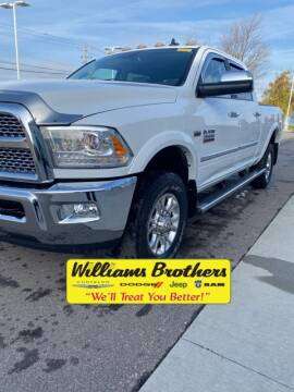 2014 RAM Ram Pickup 3500 for sale at Williams Brothers - Pre-Owned Monroe in Monroe MI