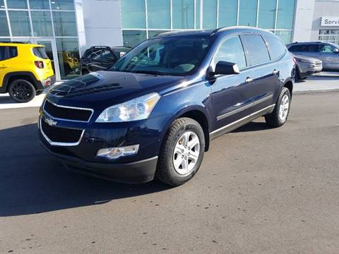 2011 Chevrolet Traverse for sale in Dundee, MI