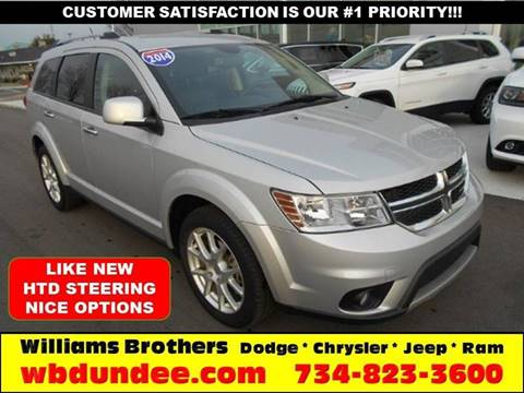 2014 Dodge Journey for sale in Dundee, MI