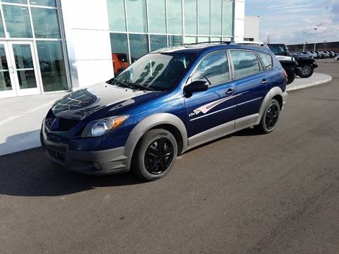 2003 Pontiac Vibe for sale in Dundee, MI