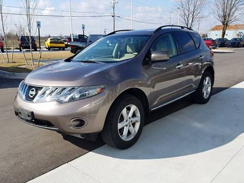 2009 Nissan Murano for sale in Dundee, MI