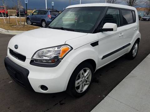 2011 Kia Soul for sale in Dundee, MI