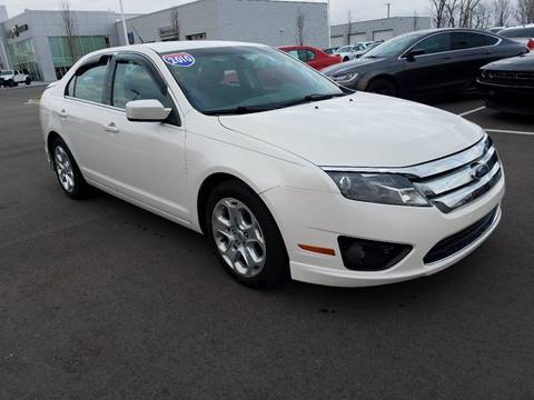 2010 Ford Fusion for sale in Dundee, MI
