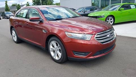 2014 Ford Taurus for sale in Dundee, MI