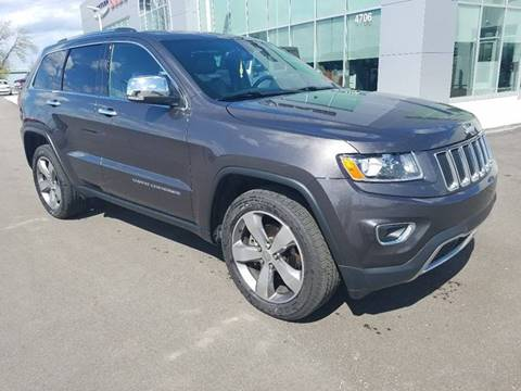 2014 Jeep Grand Cherokee for sale in Dundee, MI