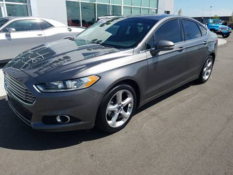 2014 Ford Fusion for sale in Dundee, MI