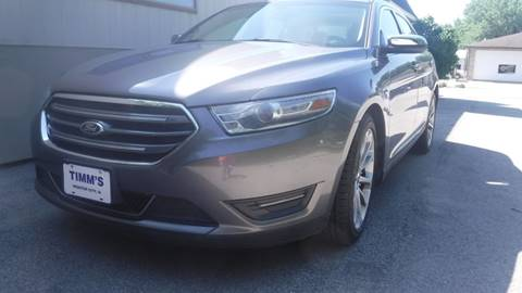 2013 Ford Taurus for sale in Webster City, IA