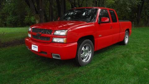 2003 Chevrolet Silverado 1500 SS for sale in Webster City, IA