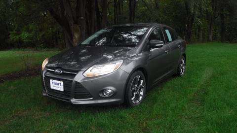 2013 Ford Focus for sale in Webster City, IA