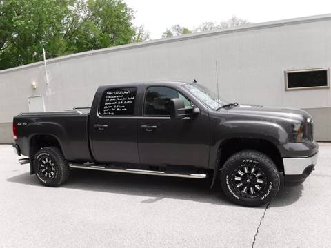 2011 GMC Sierra 2500HD for sale in Webster City, IA