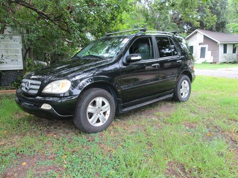 2005 Mercedes-Benz M-Class for sale in Charleston, SC