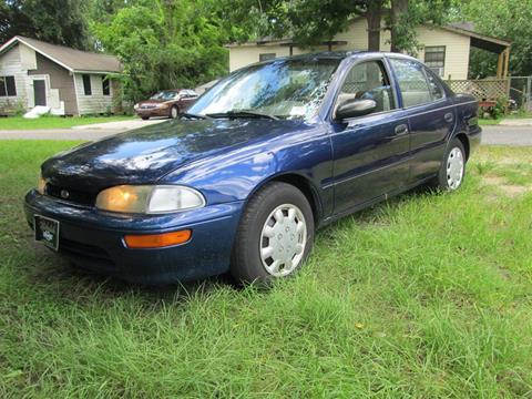 1996 GEO Prizm for sale in Charleston, SC