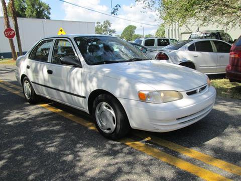 2000 Toyota Corolla for sale in Charleston, SC