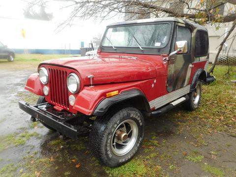 1979 Jeep CJ-7 for sale in Charleston, SC