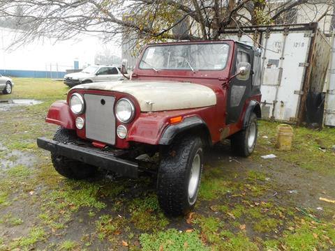 1979 Jeep CJ-5 for sale in Charleston, SC
