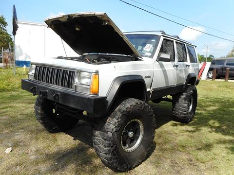 1995 Jeep Cherokee for sale in Charleston, SC